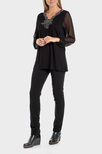 Punt Roma - Black t-shirt