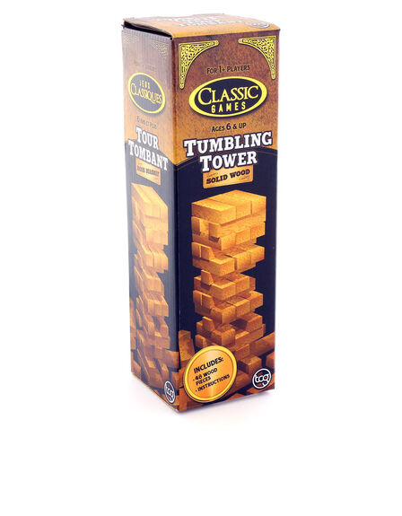 TCG - Tumbling Tower Board Game