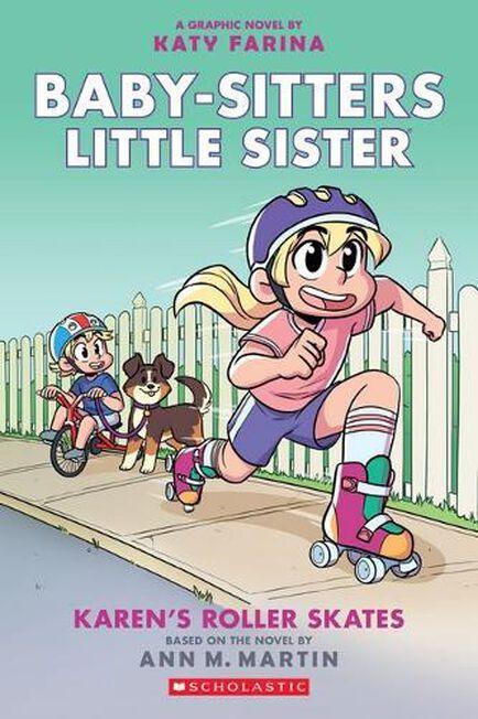 SCHOLASTIC USA - Baby-Sitters Little Sister #2 Karen's Roller Skates