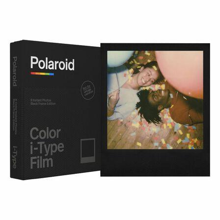POLAROID - Polaroid Color Film Black Frame Edition for I-Type Cameras