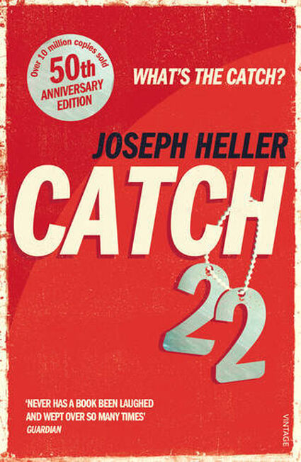 VINTAGE UK - Catch 22 50Th Anniversary Edition
