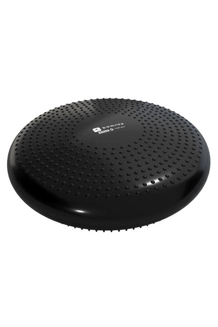 NYAMBA - Pilates stretching inflatable balance cushion 100, Unique Size