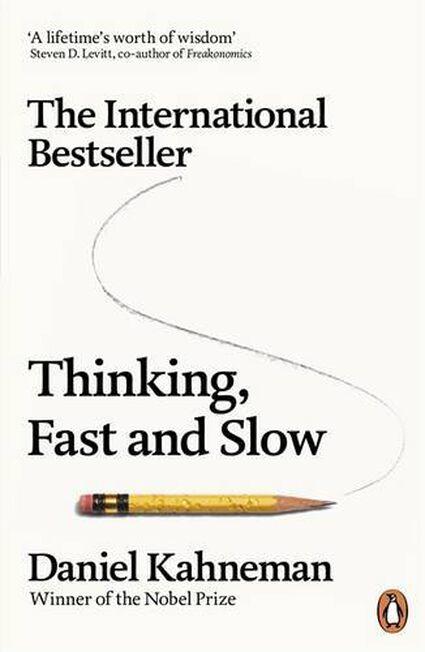 PENGUIN BOOKS UK - Thinking, Fast and Slow