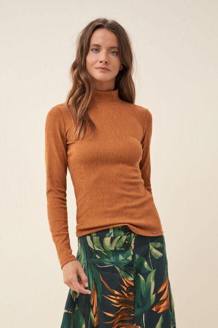 Salsa Jeans - Orange High neck sweater