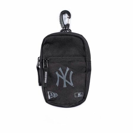 NEW ERA - New Era mlB NY Yankees Mini Pouch Black/Black