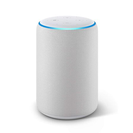 AMAZON - Amazon Echo Plus Sandstone Fabric [2nd Gen]