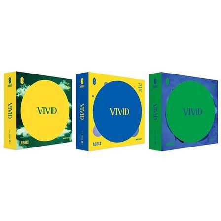 BIG HIT ENTERTAINMENT - Ab6Ix Vivid 2nd EP   Ab6Ix