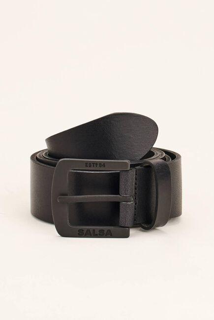 Salsa Jeans - Black Leather belt