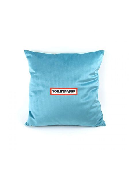Seletti - Toiletpaper Cushion Cover Drill