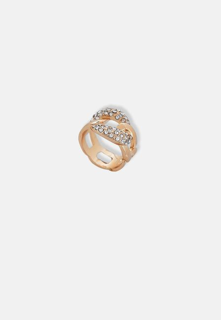 Missguided - Chain Lk Ring