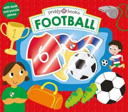 PRIDDY & BICKNELL - Let's Pretend Footballer
