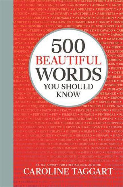 MICHAEL O'MARA - 500 Beautiful Words You Should Know