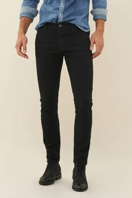 Salsa Jeans - Black Slender slim carrot black jeans