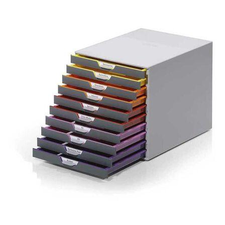 DURABLE - Durable Varicolor 10 Multi Coloured