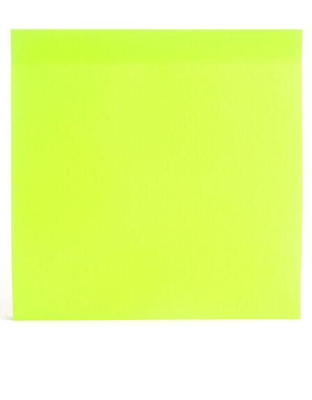 POPPIN INC - Poppin Inc Jumbo Mobile Memo Neon Green