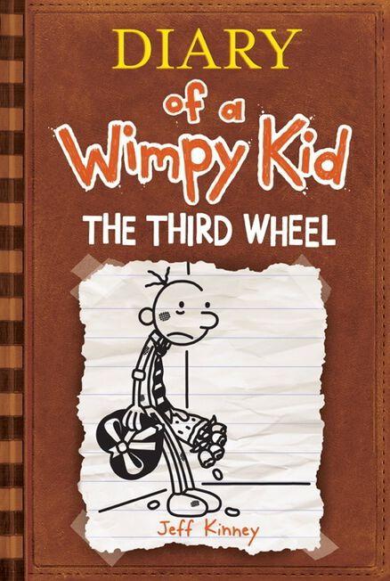 ABRAMS USA - Third Wheel Wimpy 7