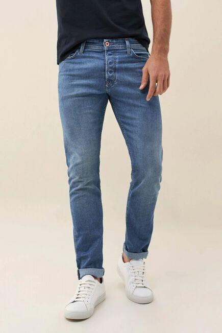 Salsa Jeans - Blue Slender slim carrot coolmax light jeans