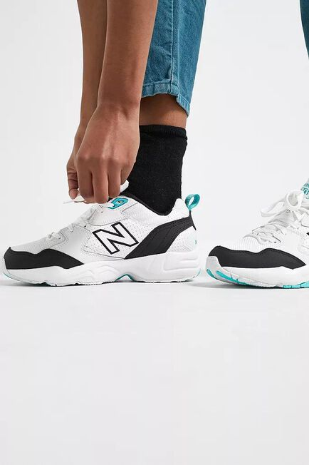 Urban Outfitters - WHT New Balance WX708 Teal Trainers