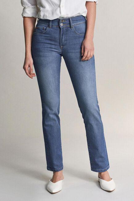 Salsa Jeans - Blue Slim fit Push In Secret jeans