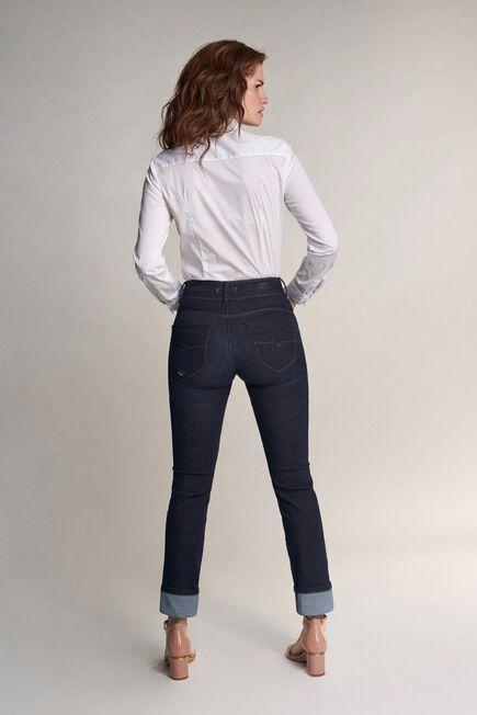 Salsa Jeans - Blue Secret push in slim jeans in denim