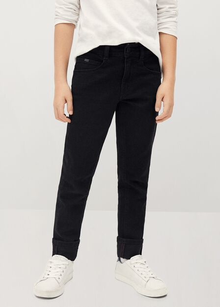 Mango - open grey Regular-fit jeans