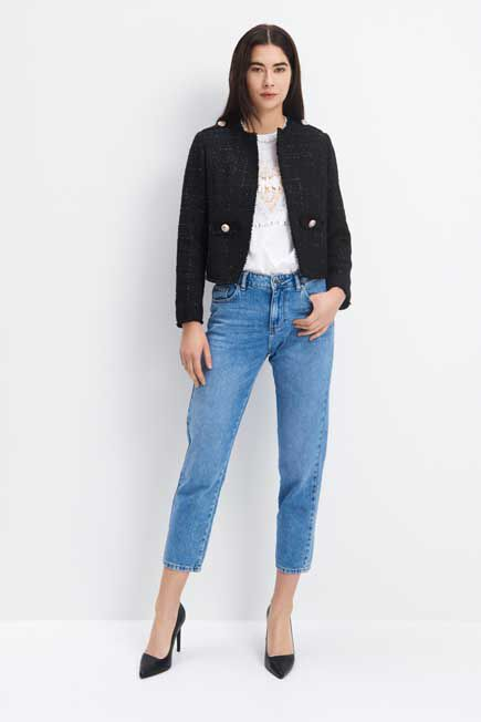 Mohito -  Jeans Straight - Blue