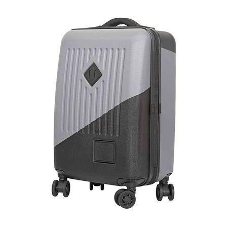 HERSCHEL SUPPLY CO. - Herschel Trade Power Carry-On Rolling Luggage Grey/Black 34L