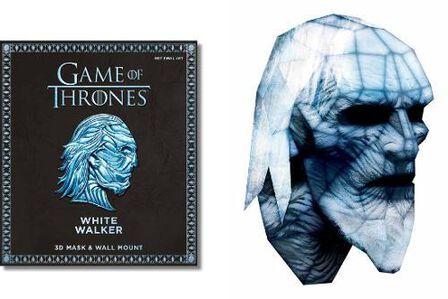 CARLTON BOOKS LTD UK - Game of Thrones White Walker