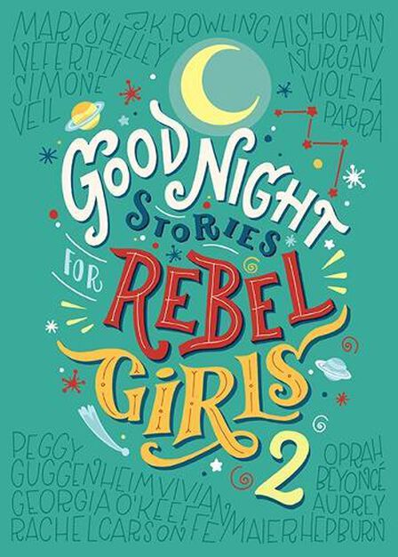 HARPER COLLINS USA - Good Night Stories For Rebel Girls 2