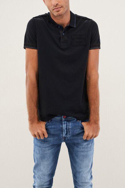 Salsa Jeans - Black Polo Shirt