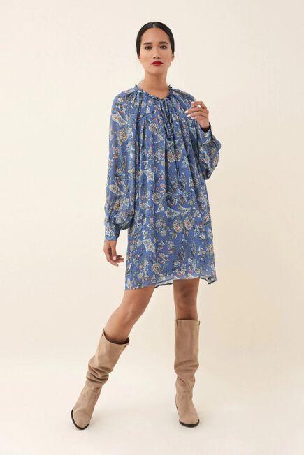 Salsa Jeans - Blue Allover dress