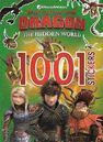HODDER & STOUGHTON LTD UK - How to Train Your Dragon The Hidden World 1001 Stickers