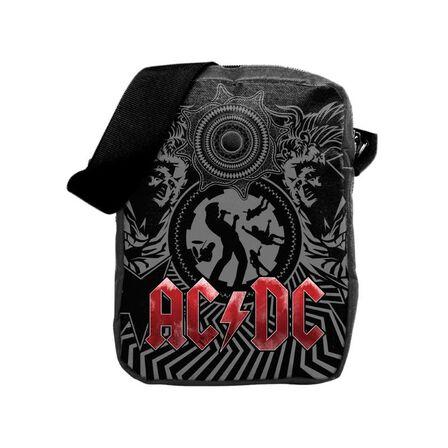 ROCKSAX - AC/DC Black Ice Cross Body Bag