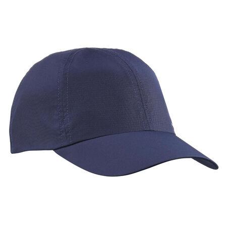 FORCLAZ - Adult Trekking Travel Cap | Travel 100 - Asphalt Blue