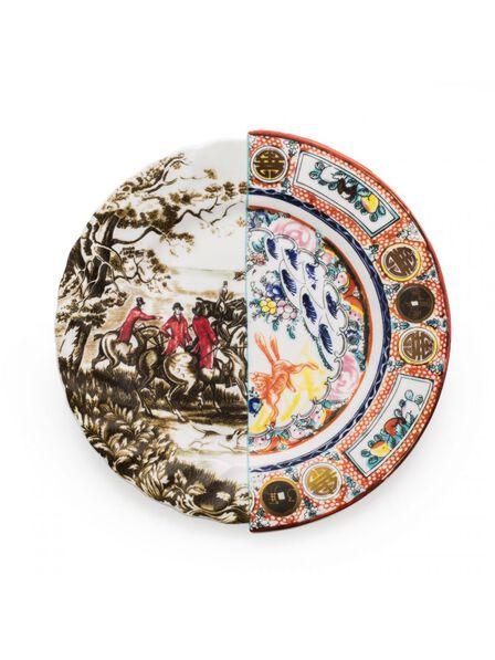 Seletti - Hybrid Eusafia Dinner Plate