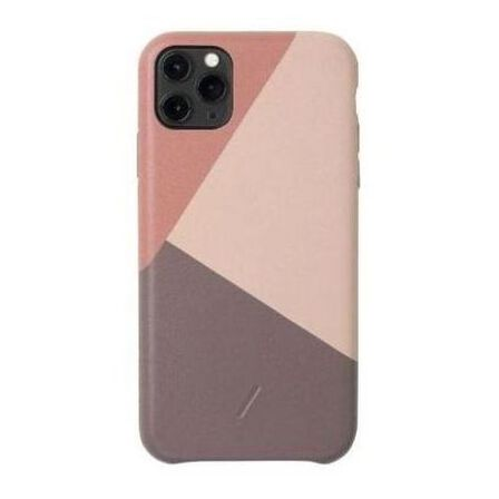 NATIVE UNION - Native Union Clic Marquetry Case Rose for iPhone 11 Pro Max