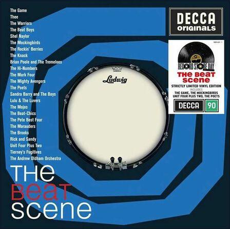 UNIVERSAL MUSIC - The Beat Scene (2 Discs) | Various Artists