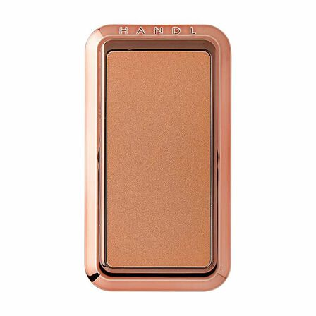 HANDL NEW YORK - Handl New York Solid Grip & Stand Gold for Smartphones