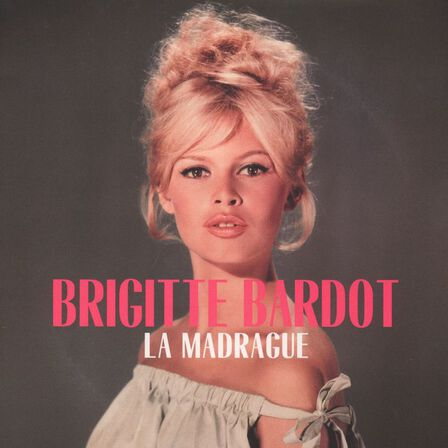 WAGRAM - La Madrague   Brigitte Bardot