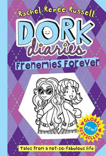 SIMON & SCHUSTER USA - Dork Diaries Frenemies Forever