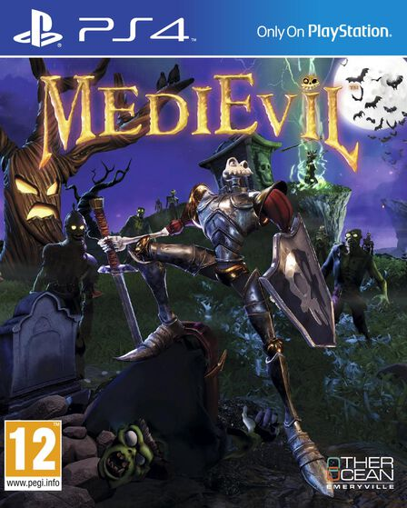 SONY COMPUTER ENTERTAINMENT EUROPE - Medievil - PS4