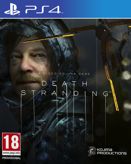 SONY COMPUTER ENTERTAINMENT EUROPE - Death Stranding [Pre-owned]