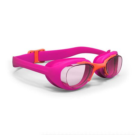 NABAIJI - S Swimming Goggles Xbase S Clear Lenses - Pink