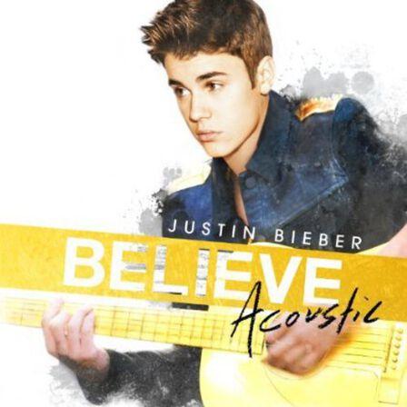 UNIVERSAL MUSIC - Believe Acoustic | Justin Bieber