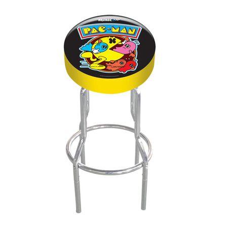 ARCADE 1UP - Arcade 1Up Pac-Man Adjustable Stool