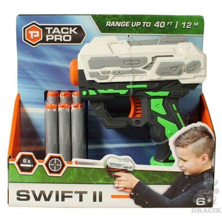 TACK PRO - Tack Pro Swift II With 6 Darts
