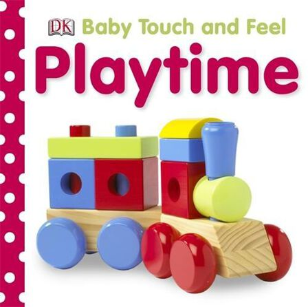 PENGUIN BOOKS UK - Baby Touch And Feel Playtime