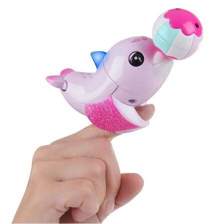 FINGERLINGS - Fingerlings Baby Dolphin Jules Pink