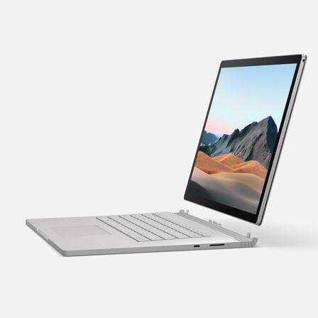 MICROSOFT - Microsoft Surface Book 3 All-in-One Business Laptop i7 1065G7 10th Gen/16GB/256GB SSD/NVIDIA GeForce GTX 1660 6GB/15 inch Display/Windows 10/Platinum