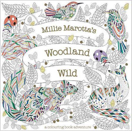 PAVILION UK - Millie Marotta's Woodland Wild
